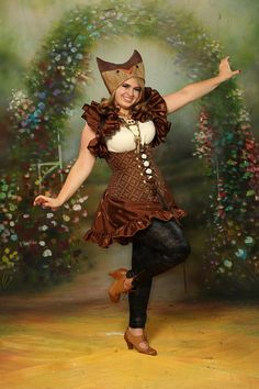 Owl Costume, made by Damsel in This Dress and sold on Etsy for $159.00.