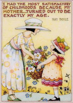 MY MOTHER EXACTLY MY AGE-Handcrafted Fridge Magnet-Using art by Mary Engelbreit   Collectibles, Decorative Collectibles, Decorative Collectible Brands   eBay!