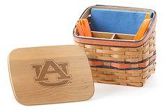 Longaberger Auburn basket