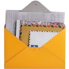 Design 55 Leather File Folder for A4 Document Storage