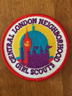 Central London Neighborhood Girl Scouts Patch