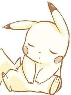 Pikachu …
