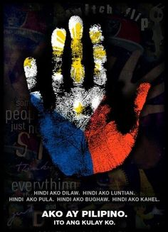pilipino ako Pinoy, Culture, Movie Posters, Film Poster, Billboard, Film Posters