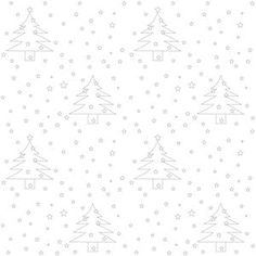 Christmas pattern paper