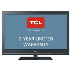 #10: TCL - L40FHDP60 40-Inch  1080p LCD HDTV with 2 Year Limited Warranty -Black.