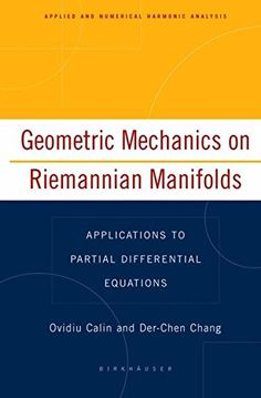 Pin this advances in phase space analysis of partial differential download free geometric mechanics on riemannian manifolds applications to partial differential equations applied and fandeluxe Images