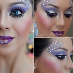 Princess Makeup Ideas - Mugeek Vidalondon