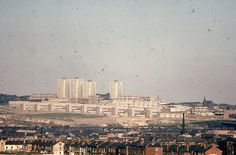 Parkwood Springs and Burngreave, Sheffield