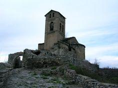 Montañana, villa medieval (Huesca).