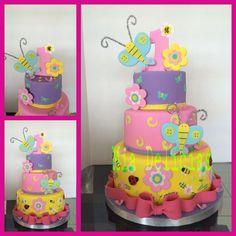 First year cake Mia Delicias
