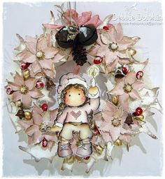 Magnolia cards by Debbie: MDUC Challenge 125-Make an Ornament