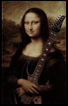 Mona Lisa Recreated