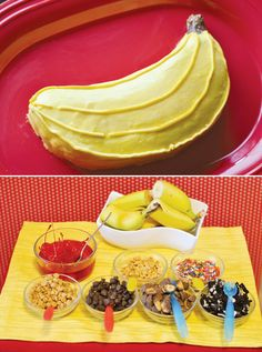 {Bananas & Bow Ties} Curious George Party // Hostess with the Mostess..