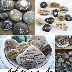 Painted Rock Quotes | ή ένα συνδυασμό των παραπάνω.