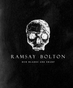 |ASOIAF:Minimalist Character Posters| Ramsay Bolton