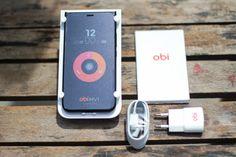 Obi MV1 là smartphone đầu tiên chạy trên hệ điều hành Cyanogen có nhiều nâng cấp về bảo mật cũng như cá nhân hoá giao diện người dùng.