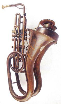 Doublebell jazzophone