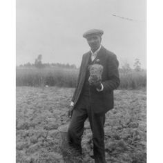 """George Washington Carver~ Homesteader!   Some 93 million Americans,nearly a third of the population, are descended from """"homesteaders.""""   Individuals, former slaves, were eligible for the 160 acres.   Carver claimed a township as part of the Homestead Act of 1862 America --  As a boy, he and his mother were abducted by outlaws in order to be resold as slaves. While his mother was never found, Carver was returned for the price of a $300 race horse."""