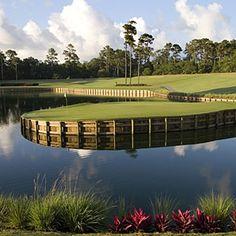 Tournament Players Club at Sawgrass, Jacksonville (Ponte Vedra Beach)