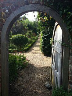 garden gate | Garden | Pinterest | Gardens, Gates and Garden gates
