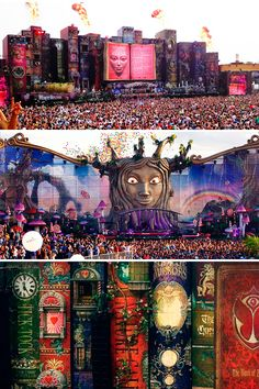 TOMORROWLAND Y SU HISTORIA