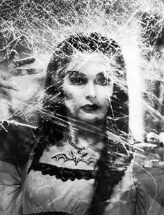 Yvonne De Carlo giving Lily Munster realness...