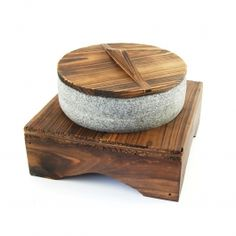 Dolsot Stone Bowl / Traditional stone dish for Korean bibimbap