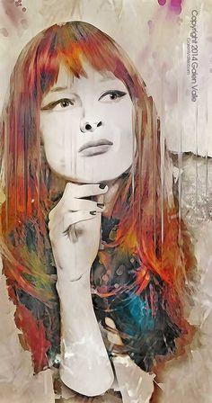 Art Ed Central loves - Galen Valle - Artist