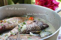 Cette préparation du blaff de poisson est typique des Antilles. Une recette plaisir et santé à découvrir...