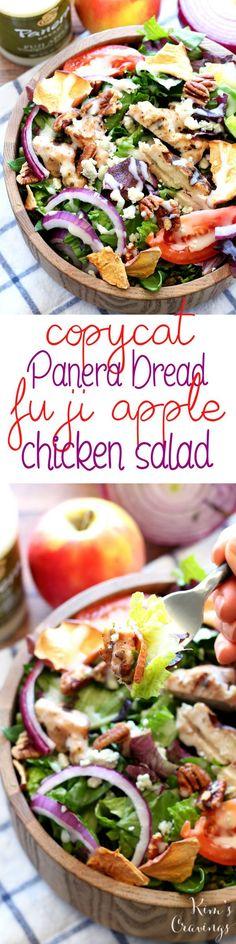 : Salad - Meat/Seafood on Pinterest | Shrimp salads, Chicken salads ...