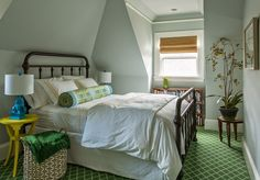 bedroom | Kelly Rogers Interiors