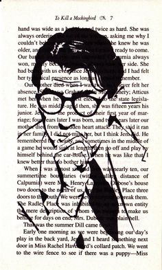 Atticus from To Kill a Mockingbird