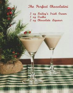 Chocolatetini