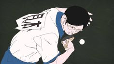 """""""Ping Pong"""" Anime Series TV commercial"""