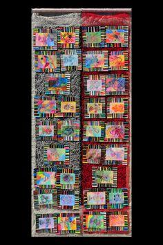 """Opera per l'VIII Biennale d'Arte del Bambino di Treviso. """"Ichthys ... nei colori di Maria""""  Classi 2 A e B  Primaria """"Forte 48"""" a.s. 2012"""