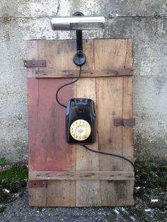 lampada installazione da parete di lifealquadrato su Etsy