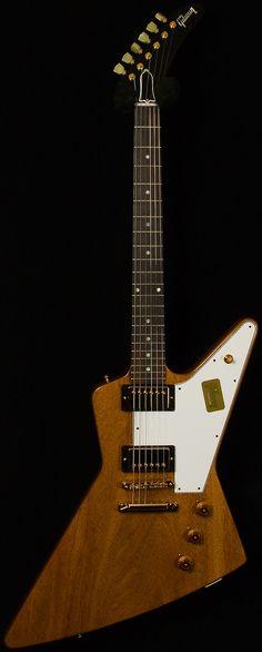 Benchmark Limited Run 1958 Explorer | Flying V and Explorer | Gibson Custom Shop | Electrics | Wildwood Guitars
