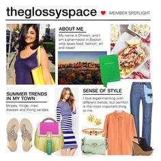 """""""Member Spotlight: Theglossyspace"""" by polyvore ❤ liked on Polyvore featuring Aspinal of London, Club L, The Volon, Antik Batik, See by Chloé, Valentino, Chloé, Kate Spade and MemberSpotlight"""