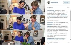 """The couple balances each other out, as Joanna is more of a worrier while Chip """"thrives on risks."""" Photo viaJoanna Gaines on Instagram Photo: Joanna Gaines On Instagram"""