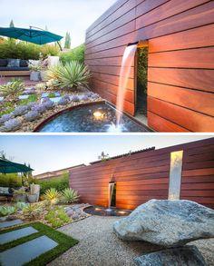 Aproveite o quintal ou a varanda para construir um jardim confortável e relaxante. Confira 8 elementos que vão complementar o projeto