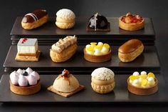 Skills Needed To Become A Patisserie Chef - Useful Articles French Desserts, Just Desserts, Delicious Desserts, Dessert Recipes, Gourmet Desserts, Plated Desserts, Mini Pastries, French Pastries, Fancy Cakes