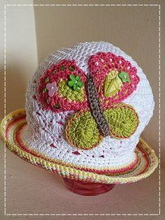 Kouzlo mého domova: Motýlkový klobouček