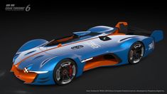 Renault's Alpine Vision GT is an outrageous race car for Gran Turismo and real life | The Verge