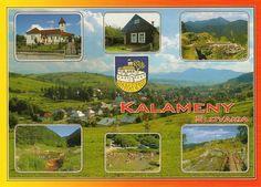 Kalameny - Dolný Liptov