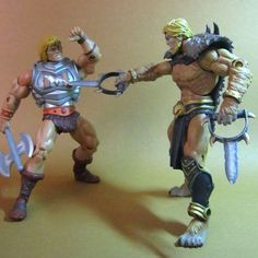 Saber-Toothed Marauder (Reimagined Sabretooth) (Masters of the Universe) Custom Action Figure