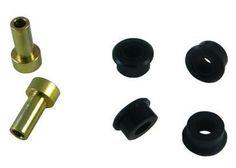 STI WHEEL NUT SET BLACK For LEGACY B4 BM ST28170ST020