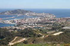 File:Vista de Ceuta y la península de Almina desde el mirador de Isabel II.jpg