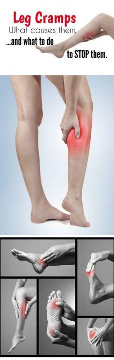 Legs CRAMP
