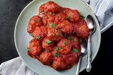 Albondigas! (Spicy Spanish Meatballs) - As I sit and stare out the window at the snowflakes and wind hurling around my backyard, I can't help but reminisce about our trip to Spain. And can you blame me? The below-zero temperatures …