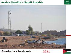 Confini amministrativi - Riigipiirid - Political borders - 国境 - 边界: 2011 JO-SA Jordaania-Saudi Araabia Giordania-Arabi...